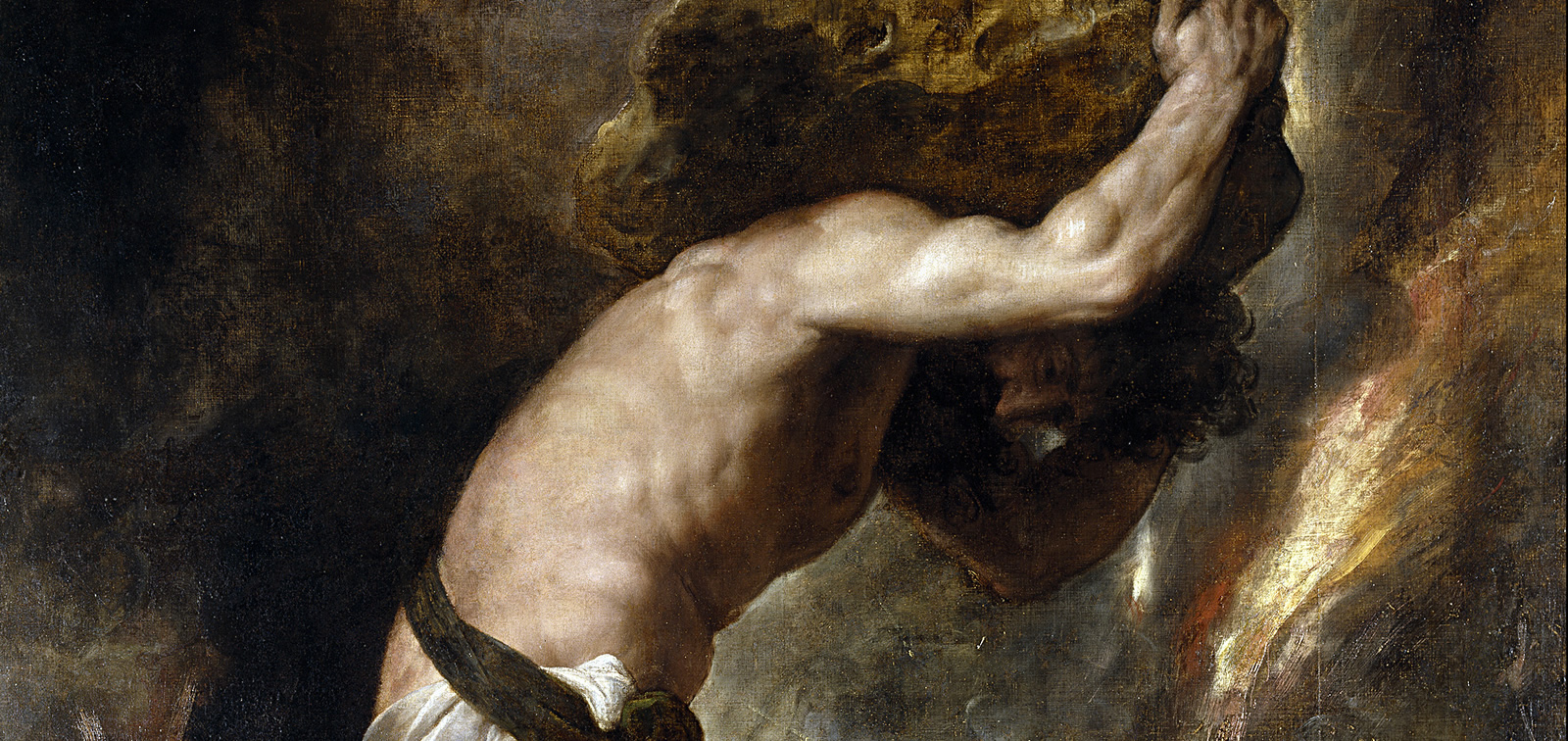 """The """"Furias"""". From Titian to Ribera"""