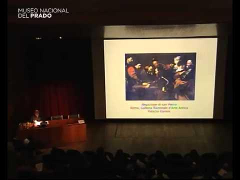 Conferencia: Ribera desde Roma a Nápoles: 1616-1623