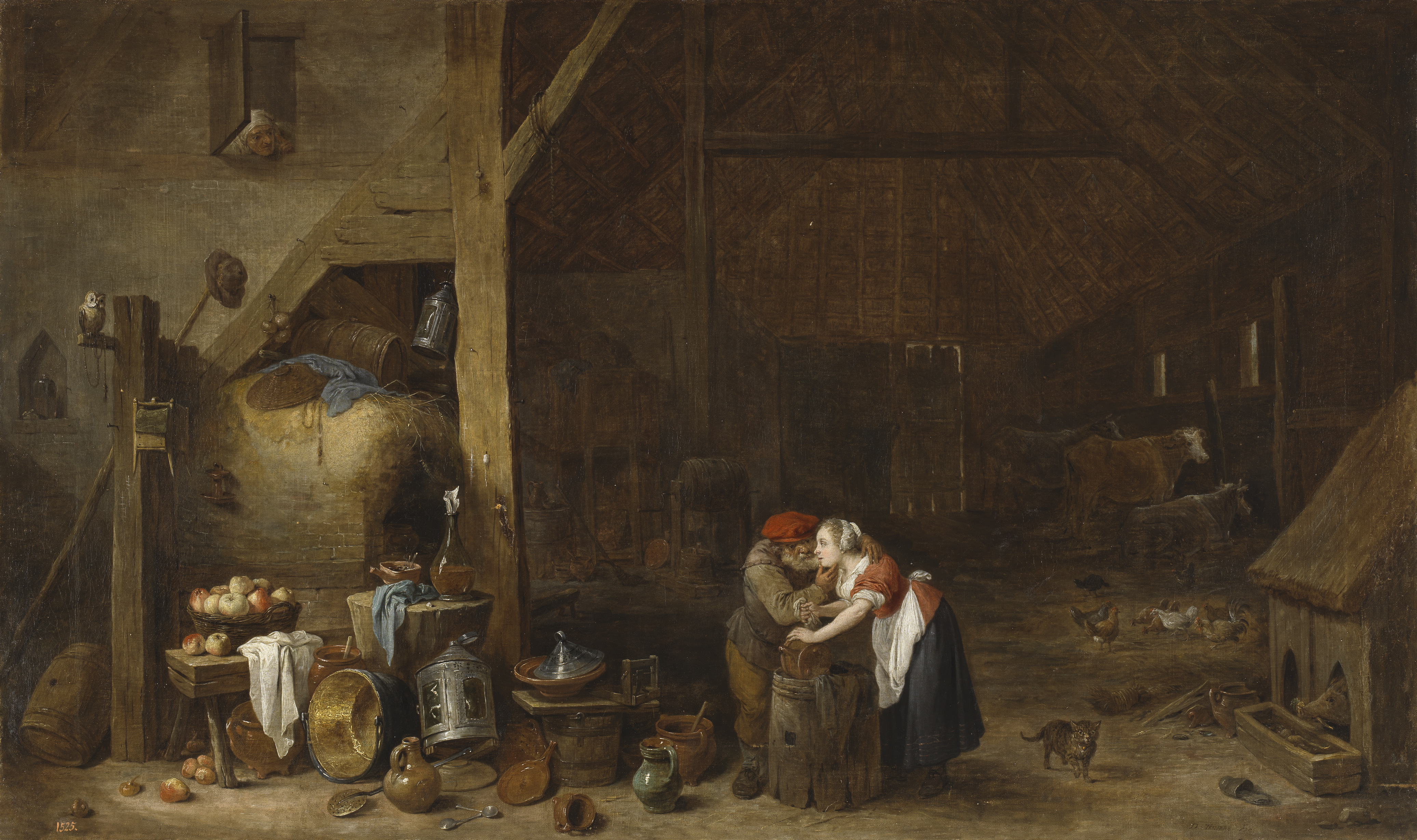 17th-century themes: real life and poetry