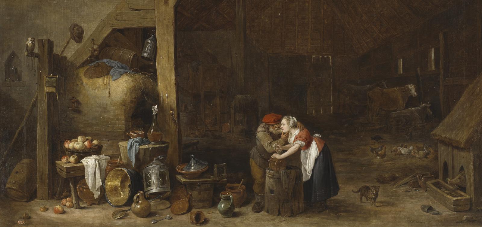 Captive Beauty. Small Treasures at the Prado Museum