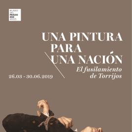 Una pintura para una nación [Recurso electrónico] : el fusilamiento de Torrijos / Museo Nacional del Prado.