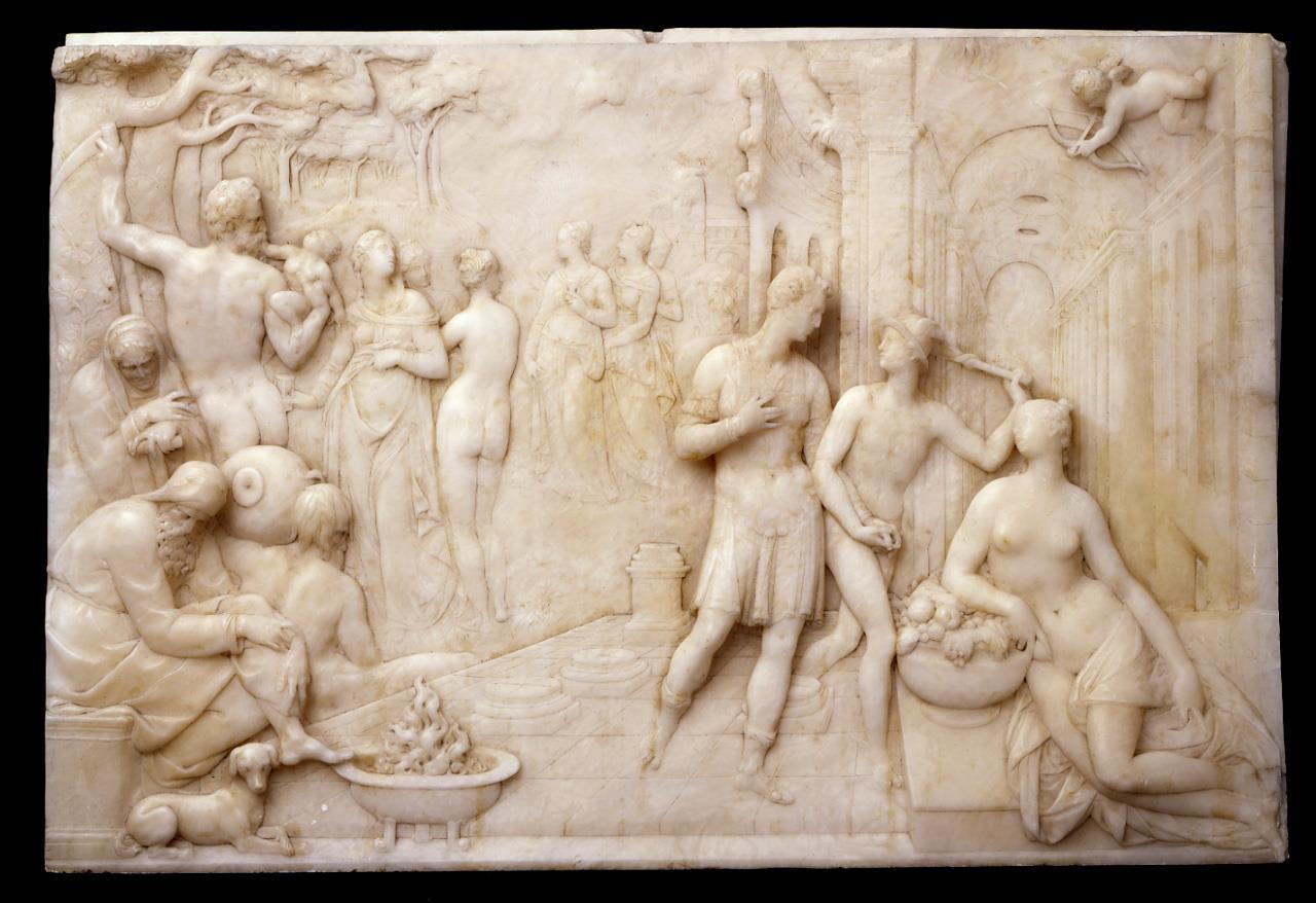 Alegoría de Francisco I de Médicis [Juan de Bolonia]
