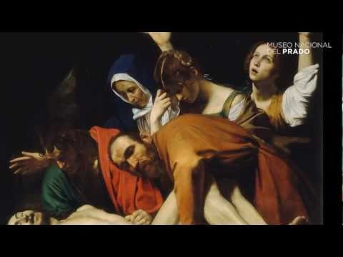 The invited work: The Deposition by Caravaggio