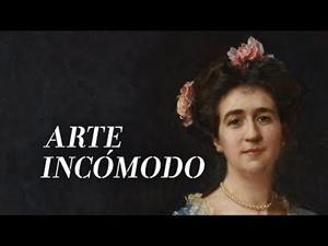 """""""Arte incómodo"""": """"María Hahn, the Painter's Wife"""", 1901, Raimundo de Madrazo. """"Uninvited Guests"""""""