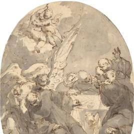 Muerte de San Andrés Avellino