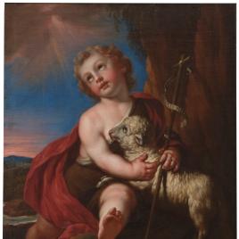 San Juan Bautista, niño