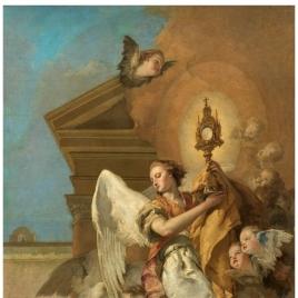 Visión de San Pascual Bailón