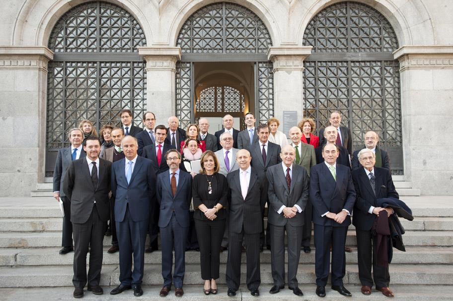 Wert asiste por primera vez al pleno del Real Patronato del Museo del Prado