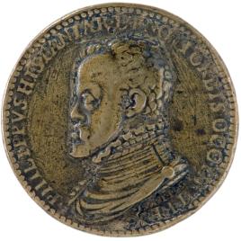 """Felipe II de España - Alegoría de la Providencia (""""RELIQVVM DATURA"""")"""