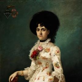 María del Dulce Nombre González de Villalaz, marquesa de los Castellotes