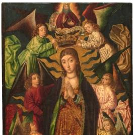 La Asunción y Coronación de la Virgen