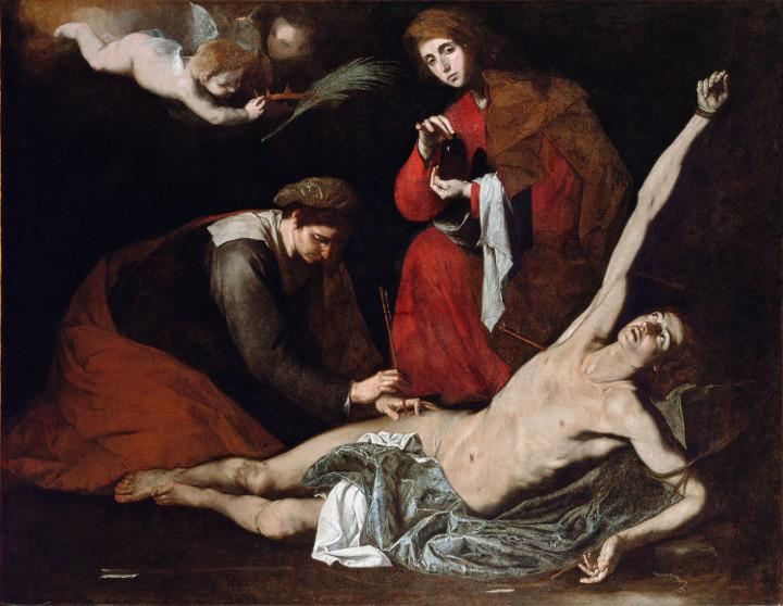 El joven Ribera