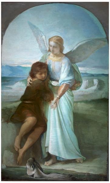 Tobías y el ángel