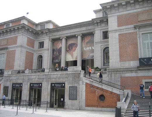 Noche de los Museos y Día Internacional del Museo 2008 en el Prado