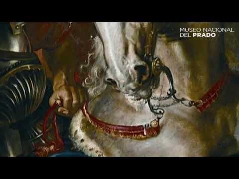 Obras comentadas: Lucha de San Jorge y el Dragón, Rubens (1606-1608)