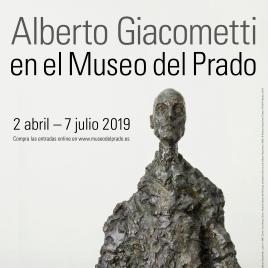Alberto Giacometti en el Museo del Prado [Recurso electrónico] /Museo Nacional del Prado.