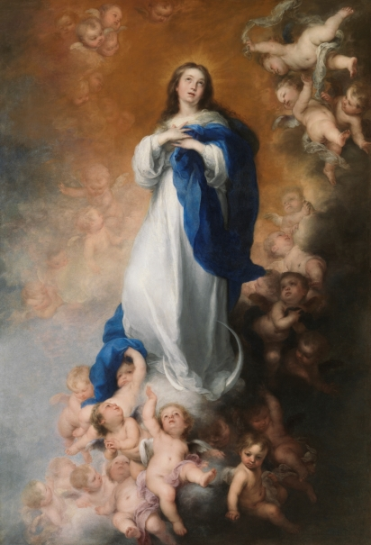 The Immaculate Conception of Los Venerables