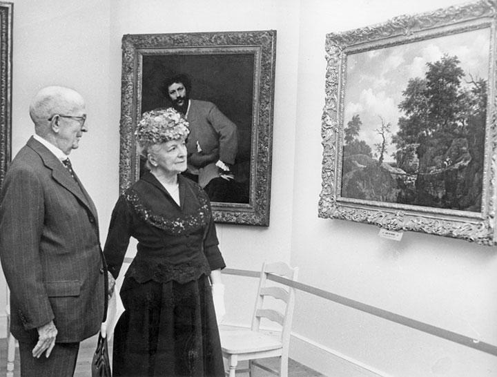 La colección del Sterling and Francine Clark Art Institute