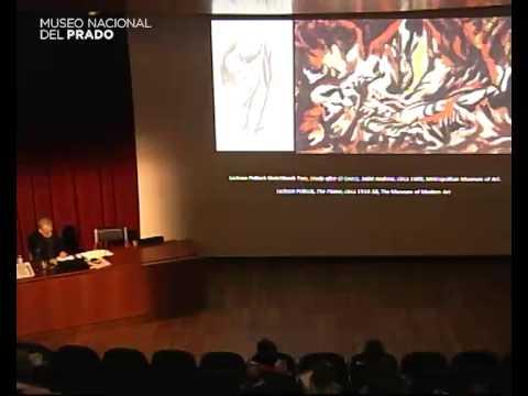 El Greco y la pintura americana. Benton y Pollock