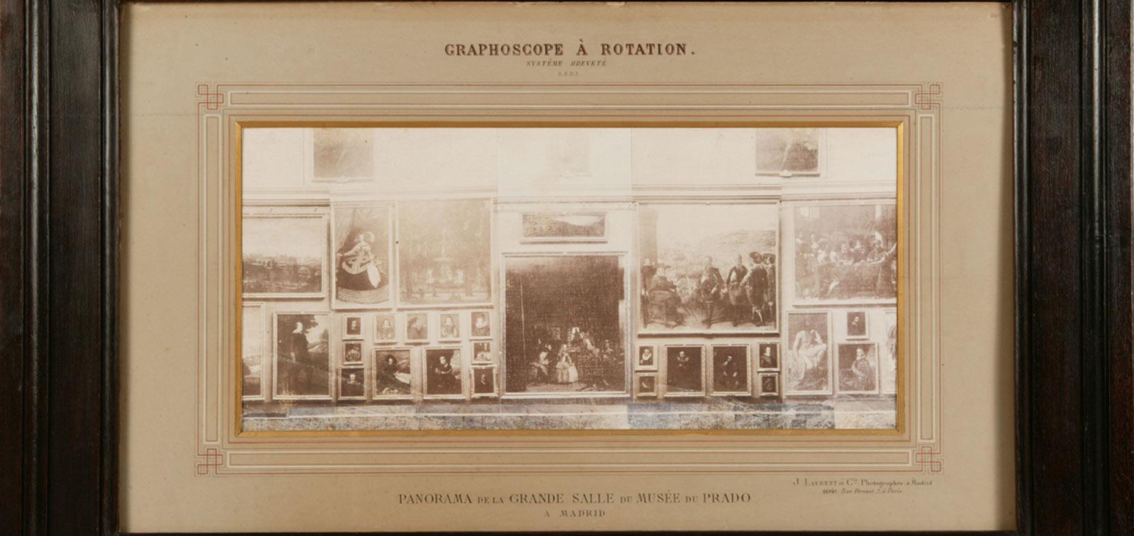 El Grafoscopio. Un siglo de miradas al Museo del Prado (1819-1920)