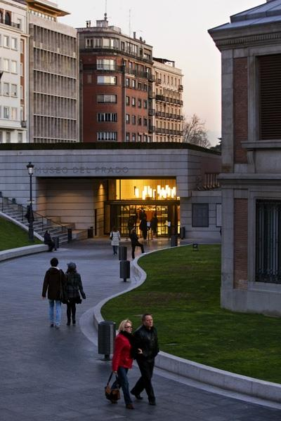 Acceso gratuito a las exposiciones temporales del Prado en la Noche de los Museos 2011