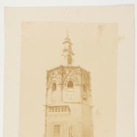 Torre del Miguelete de la Catedral de Valencia