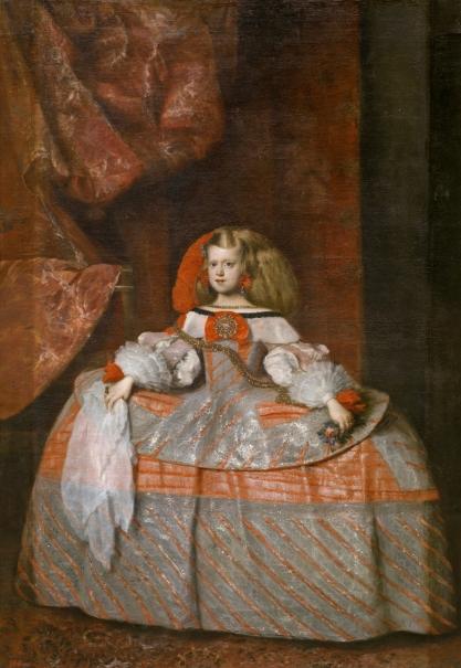 La infanta doña Margarita de Austria