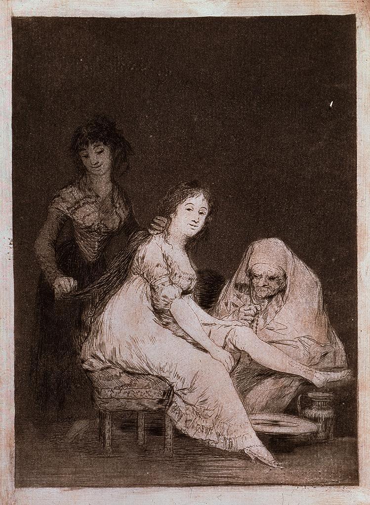 Colección de estampas del Museo del Prado.