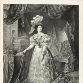 María Cristina de Borbón