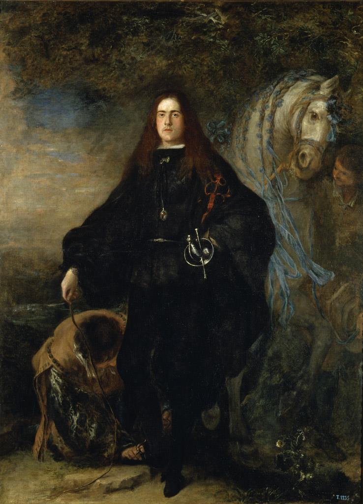 Duque de Pastrana, El [Carreño de Miranda]