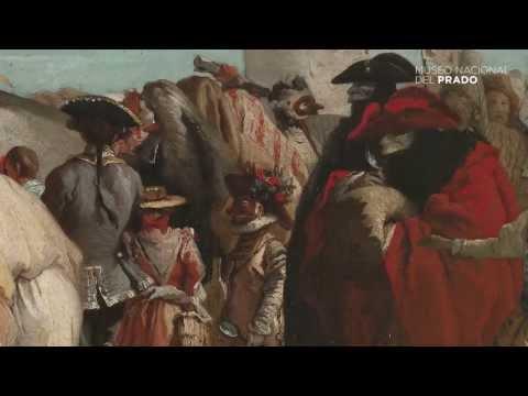 Obras comentadas: El charlatán veneciano y El mundo nuevo, Giandomenico Tiepolo, (Hacia 1765), por Andrés Úbeda