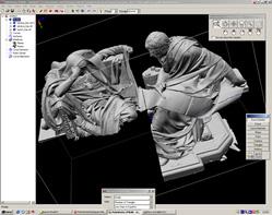 <p>Digital scanning process</p>