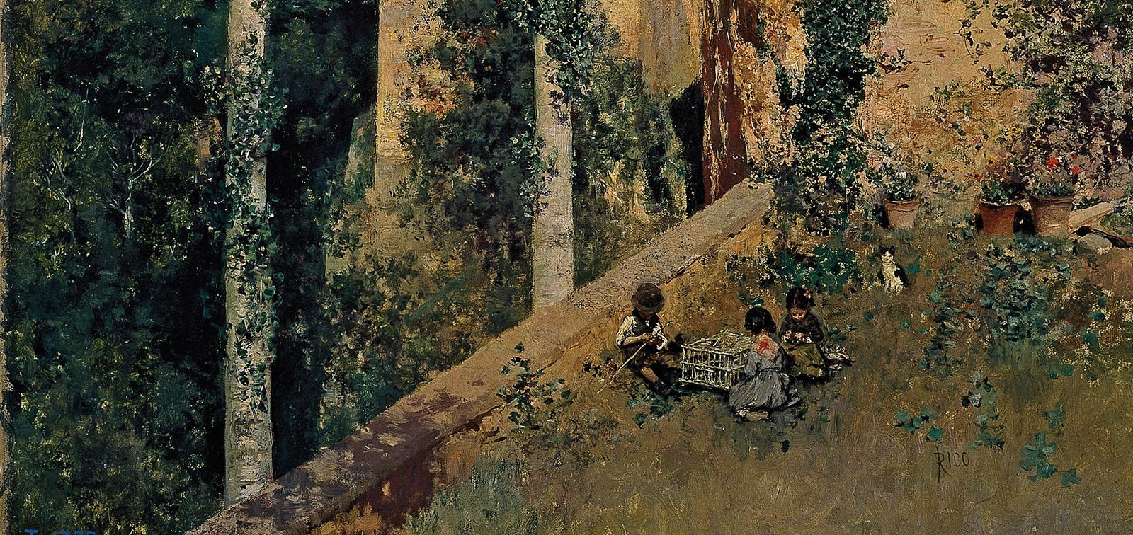El paisajista Martín Rico (1833-1908)