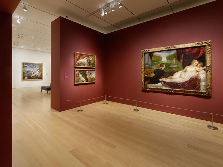 El Museo del Prado lleva las Salas Reservadas a Estados Unidos