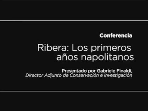 Conferencia: Ribera: Los primeros años napolitanos