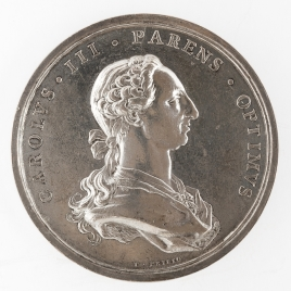 Matrimonio de Carlos, príncipe de Asturias, y María Luisa de Parma