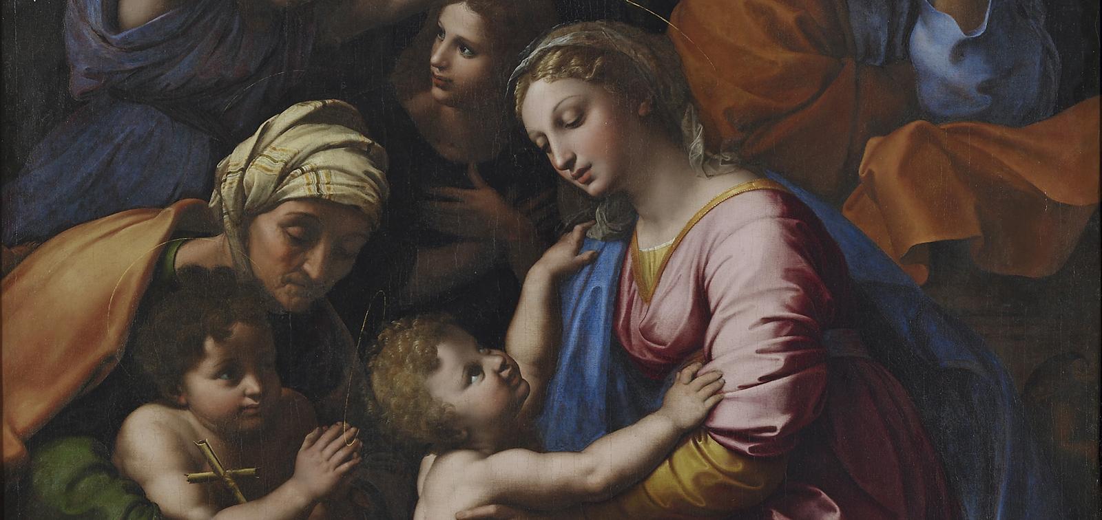 Late Raphael