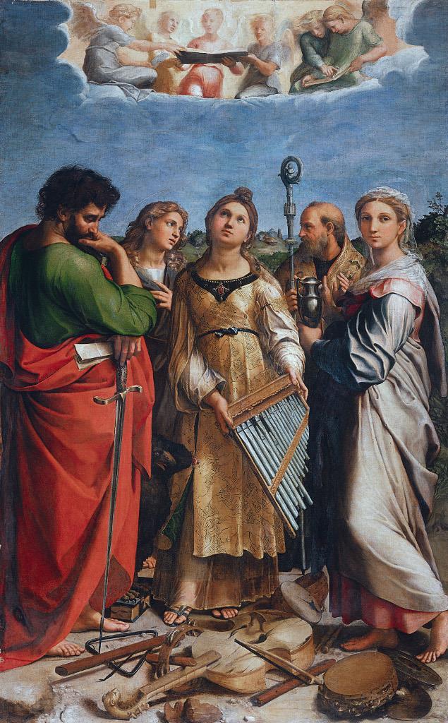 Raphael's Altarpieces