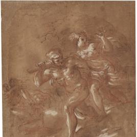 Hércules y Dejanira