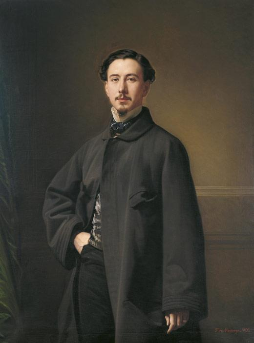 """El Prado presenta en el Museo de Santa Cruz de Toledo la exposición """"El retrato español en el Prado. De Goya a Sorolla"""""""