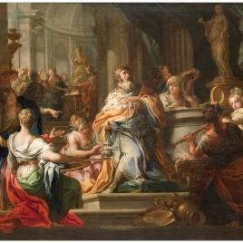La idolatría de Salomón