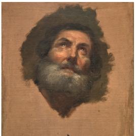 Cabeza de apóstol