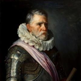 El maestre de campo, don Luis de Requesens y Zúñiga