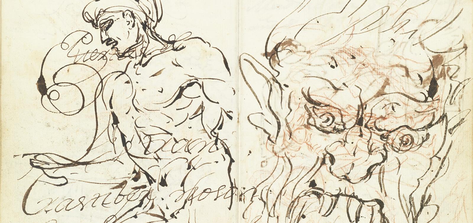 Roma en el bolsillo. Cuadernos de dibujo y aprendizaje artístico en el siglo XVIII