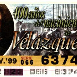 Cupón de la ONCE de 16 de noviembre de 1999