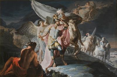 El Museo del Prado exhibirá la primera pintura documentada de Goya durante un período de seis años