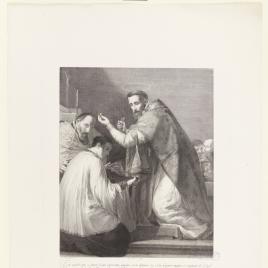 Milagro de San Donato de Arezzo