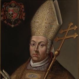 Luis Manuel Portocarrero, arzobispo de Toledo (copia)