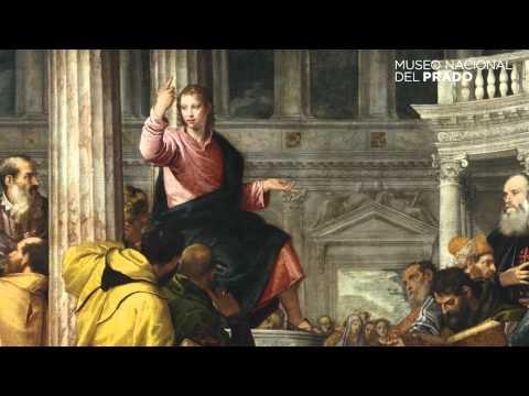Pinturas de Cristo en el Museo del Prado