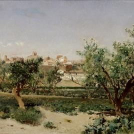 Las huertas de Toledo